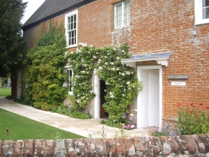 Chawton Cottage - housing the Jane Austen House Museum