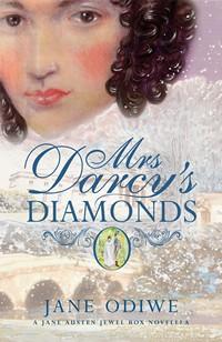 Mrs Darcys Diamonds by Jane Odiwe x 200